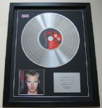 RONAN KEATING - 10 Years Of Hits CD / PLATINUM LP DISC